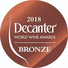 Logótipo Bronze Decanter World Wine Award